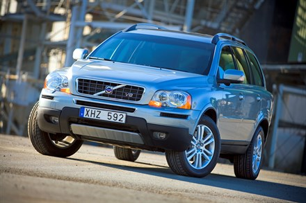 "Insurance Institute for Highway Safety Acknowledges Three Volvo Models As ""Top Safety Picks"""