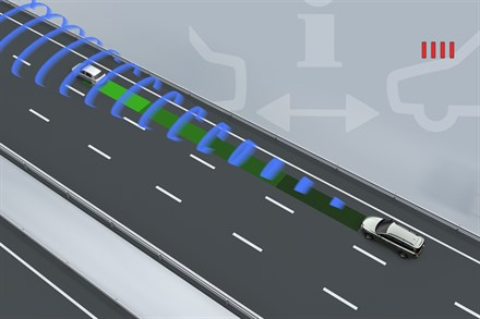 Volvo Announces New Collision Avoidance Package for 2008 V70, XC70 and S80 Models