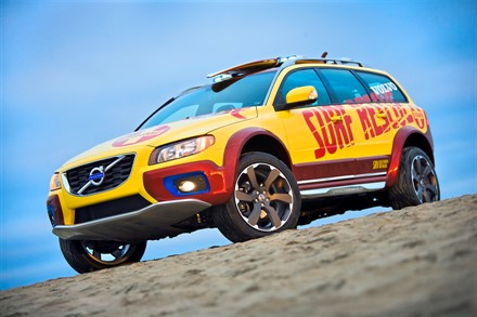 Volvo Unleashes Volley of Exciting New Concepts at the 2007 SEMA Show