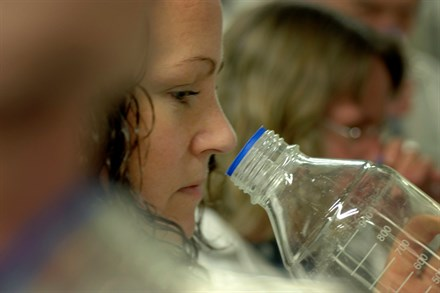 Volvo Cars' nose team - the human nose is still out of competition
