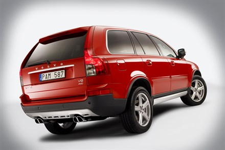 Volvo Introduces R-Design