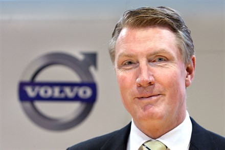 Bernt Ejbyfeldt - Senior Vice President Purchasing, Volvo Car Corporation, CV and Biography