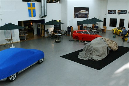 Volvo Cars Monitoring and Concept Center: A timeline for innovation