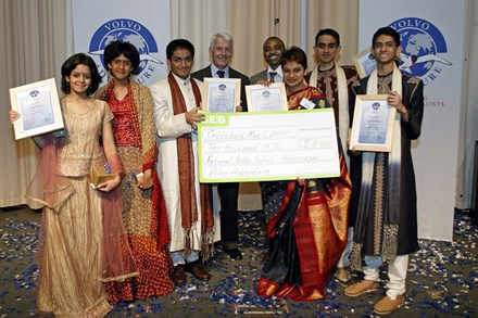 Volvo Adventure - Inspiration and knowledge for the  leaders of the future