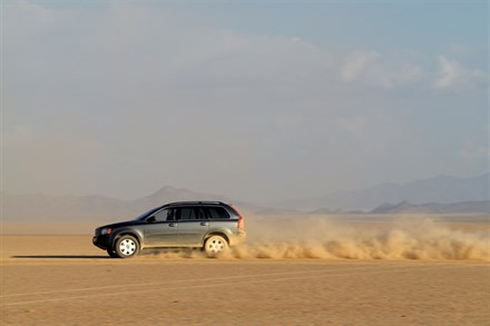 Italian Environment prize to Volvo Cars