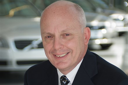 John Maloney, President of Volvo Cars of North America.