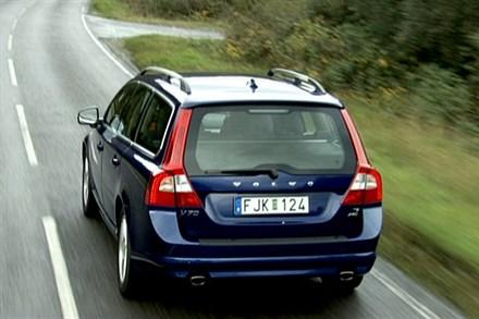 All-New Volvo V70, Model Year 2009 - Volvo Car UK Media Newsroom