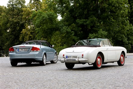 50 years of Volvo Cars in Germany.