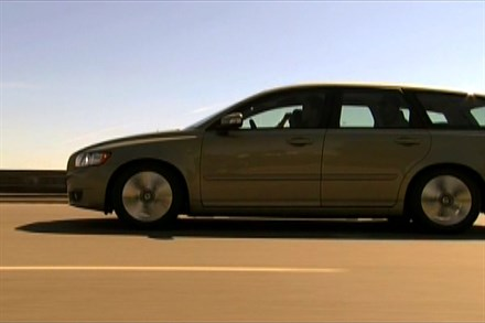 Volvo Cars Presents the New Volvo C30, S40 and V50 1.6D DRIVe (1:09)