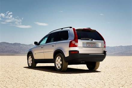 Volvo's Overseas Delivery Program - An Overview