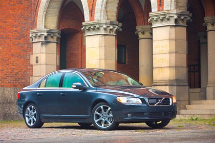Five Volvo models Green Car of the Year candidates
