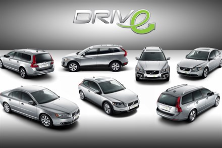VOLVO CARS AND THE ENVIRONMENT 2008