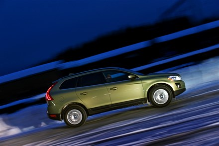 Volvo Cars receives Paul Pietsch Award 2009 for City Safety