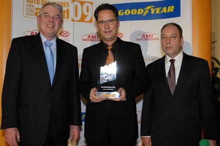 Volvo City Safety named All-Wheel Drive Innovation of the Year