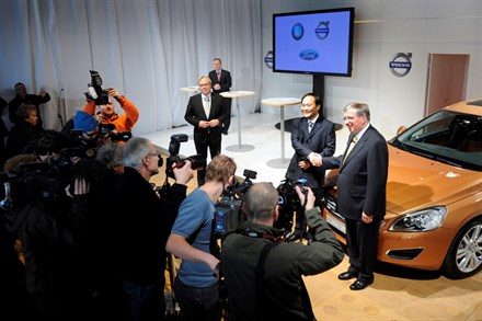 Volvo Cars looks towards next decade as it celebrates 10 years with Geely