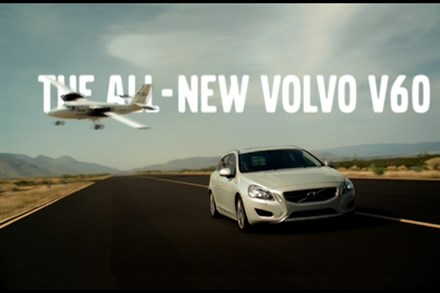 The new Volvo V60 - Teaser (1:30)