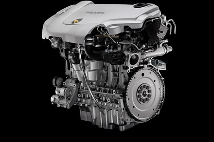 The all-new Volvo S80 - driveline, Performance and driving comfort in the premium class