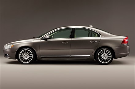 All-new Volvo S80 - Executive concept, All-new Volvo S80 Executive with enhanced prestige