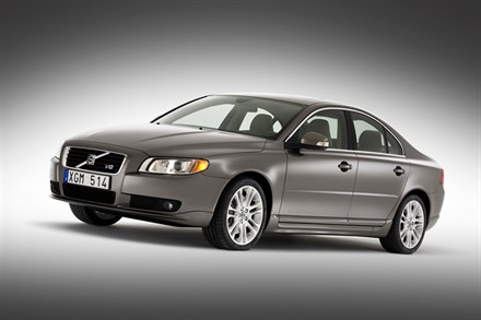 The all-new Volvo S80 - design and comfort, All-new Volvo S80 in Scandinavian luxury packaging