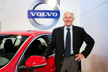 Hans-Olov Olsson - Vice-Chairman of the board of directors, Volvo Car Corporation, CV and Biography