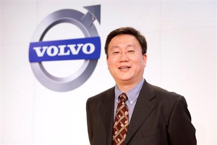 Volvo personvagnar far ny vd