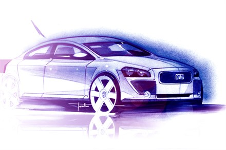 Volvo S80 Development