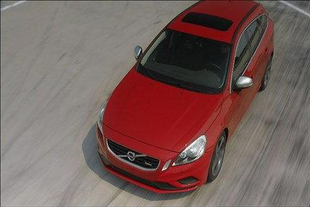 Volvo V60 R-Design Newsreel – With Music (0:39)