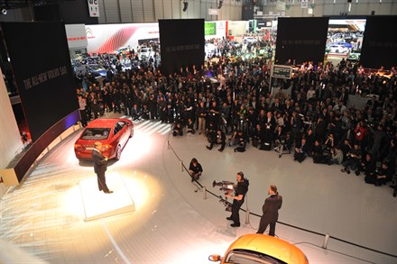 Volvo Cars wins 'Best Use of Broadcast media' at CorpComms Awards